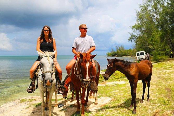 Horseback Riding, Beach with Palapa and Transfer