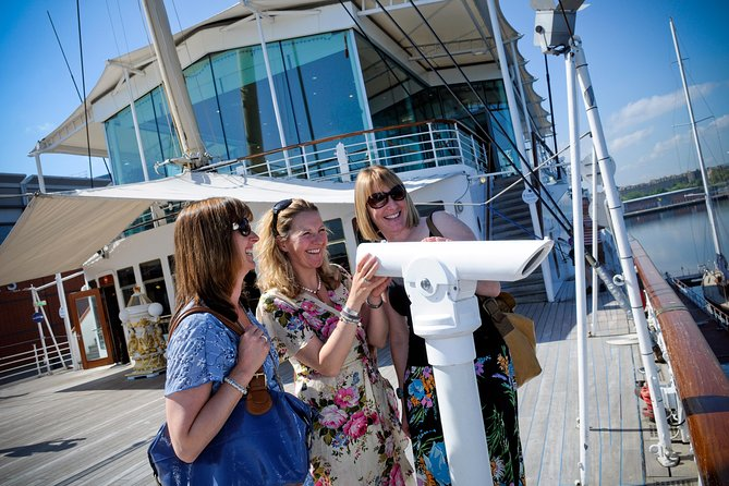 The Royal Yacht Britannia Admission Ticket