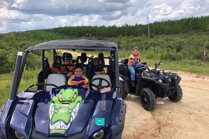 Orlando ATV Rental & Tour at Ocala Natl Forest