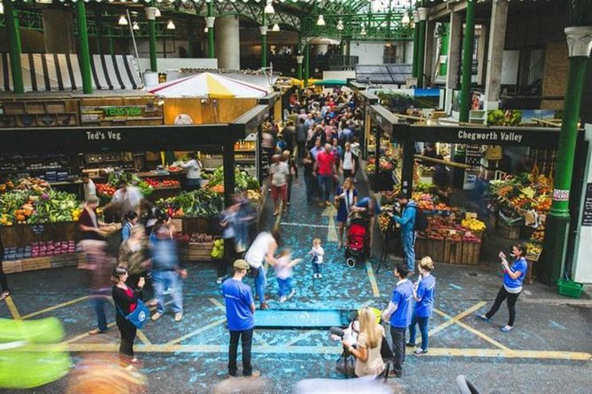 4 Hour Tour Borough Market and Tower Of London (With Private Guide)