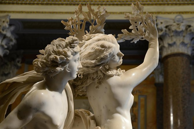 Skip-the-Line Tickets with Host - Borghese Gallery