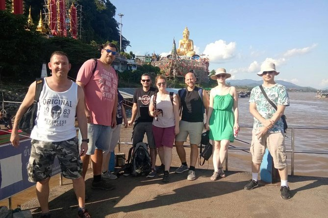 White Temple, Golden Triangle and Cruise photo 6