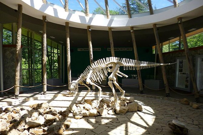 Caves and Dinosaurs private day trip - Kutaisi, Prometheus and Sataplia