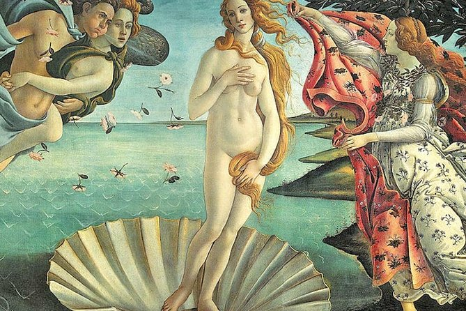 Florence Uffizi Gallery Private Tour with Skip-the-Line Tickets & Fast Access