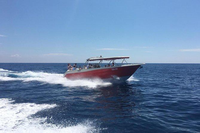 Private Custom Island Hopping Speedboat Tour from Hvar