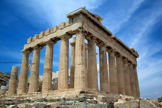 Private Half Day Athens Tour