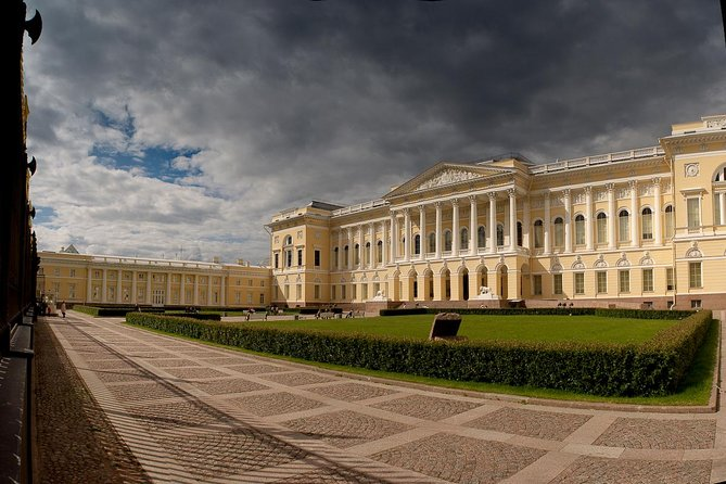 Private Tour of Yusupov Palace and State Russian Museum in St Petersburg