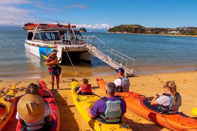 Kayak Kaiteriteri - Safety Briefing