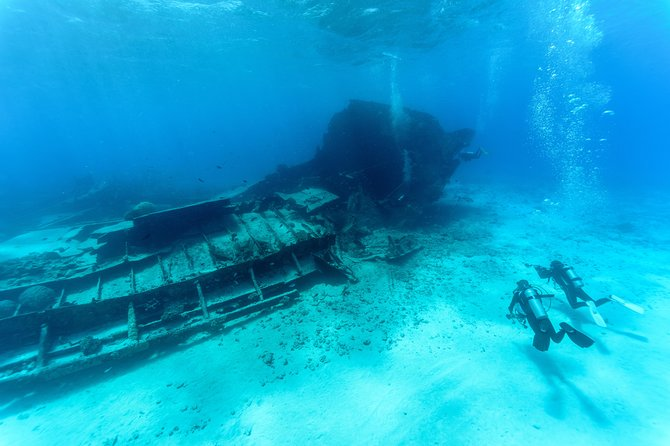 The Reef and Wreck Dive Trip