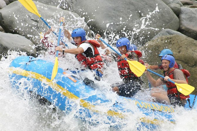 Pacuare River Costa Rica Rafting Tour