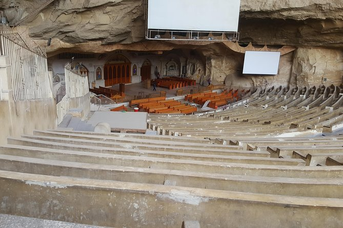 Cave Church and City Of The Dead Tour