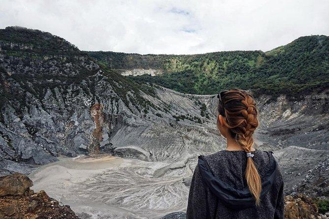 Private Tangkuban Perahu Volcano Tour from Bandung