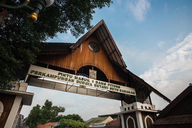(Seat in Coach) Betawi Village Tour