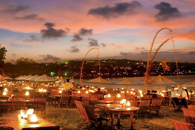 Bali Waterbom with 2 Hour Spa and Romantic Jimbaran Dinner