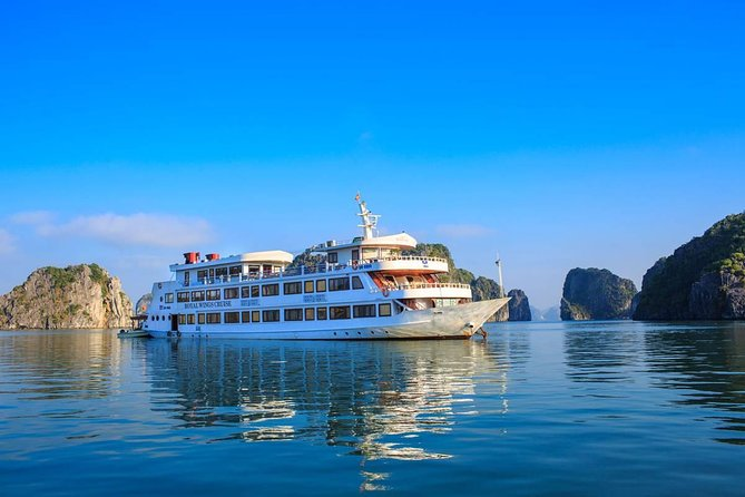Halong Bay 2Day 1Night Overnight on Royal Wings Cruise 5 Star