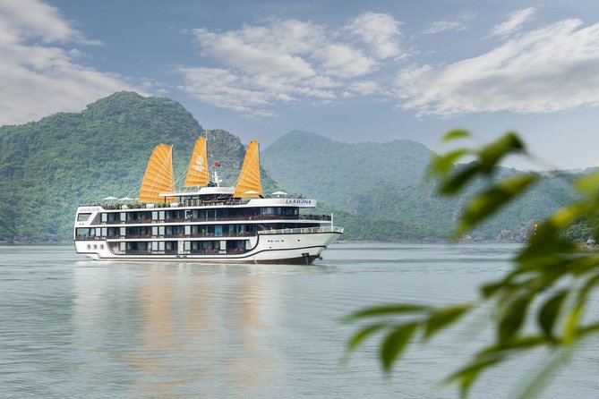 Halong Bay Cruise 2 Days 1 Night with 5 Star Luxury
