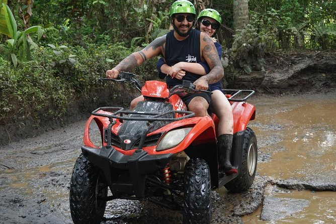 Best Bali ATV Ride with Kintamani Volcano Tour Including Lunch