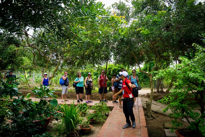 Combo Cu Chi Tunnels & Mekong Delta Trip With Airport Transfer