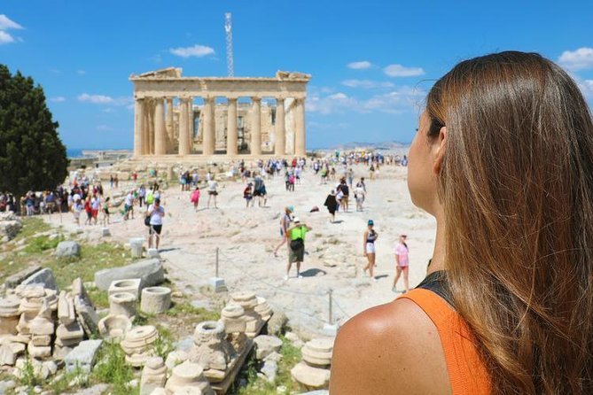 4-Hour Private Tour in Athens
