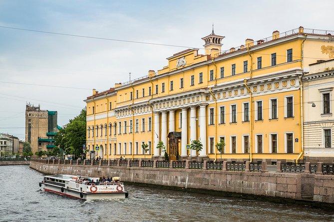Yusupov Palace with Rasputin Story (PRIVATE TOUR)
