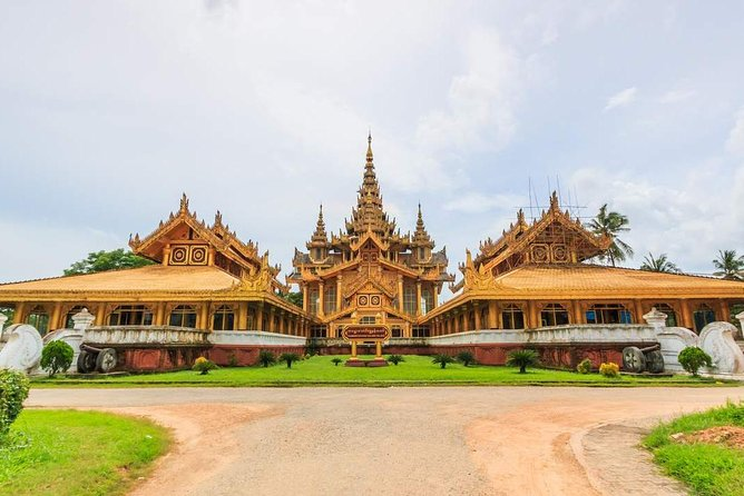 Bago Full-Day Private Tour from Yangon