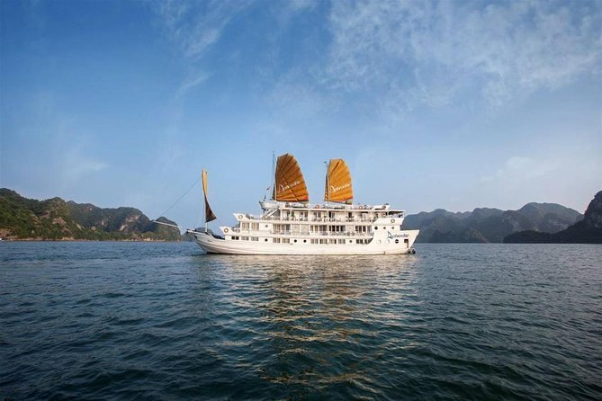 Aphrodite Cruise Halong Bay 3Days 2Night on 5 Star Cruise