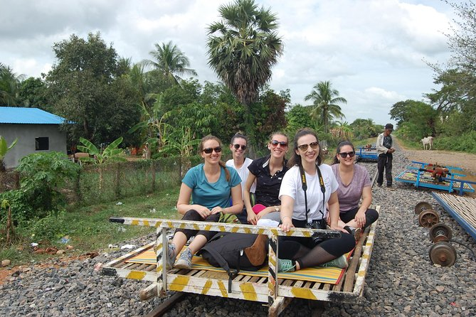 Battam Bang Private Tour with one night there from Siem Reap Town