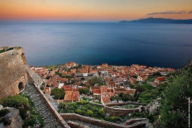 6 Day Classical Tour Greece to explore Mythical paths & Castles of Peloponnese