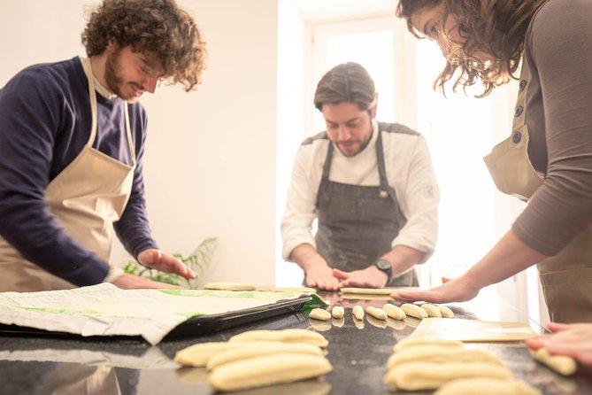 Sicilian cookery lesson