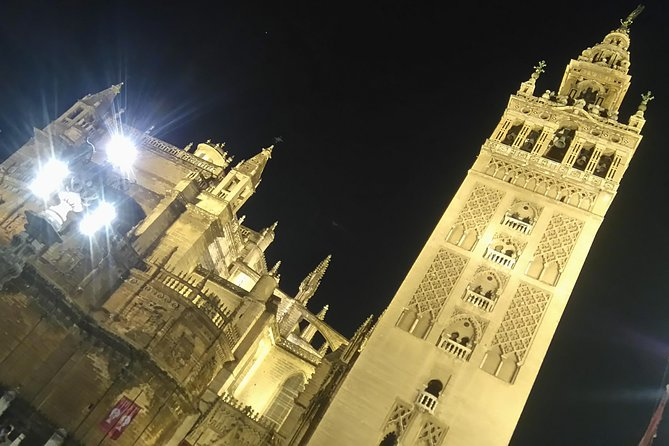 Seville by night photo 1
