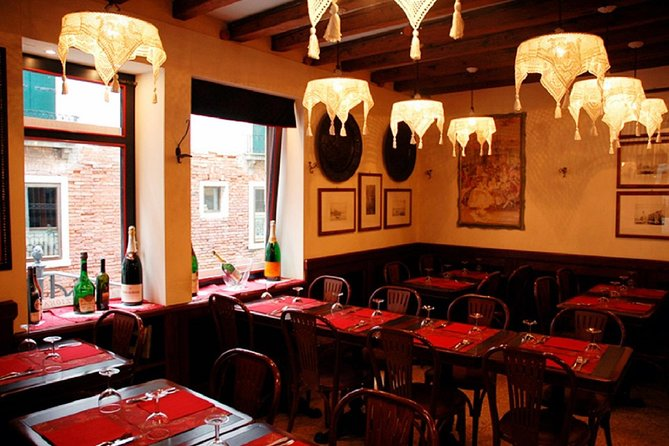 Dinner & Concert in Venice