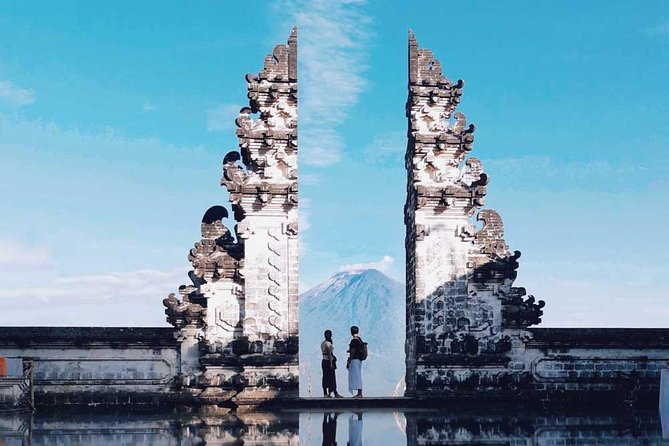 Best of Bali- Gates of Heaven, Swing and Waterfalls Higlights
