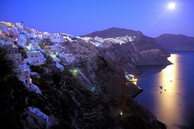 Santorini organised tour 3-4h