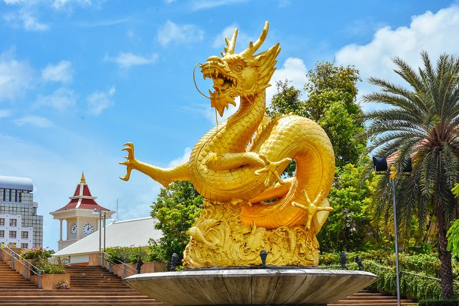 PRIVATE CHARTER Phuket City Sightseeing Tour