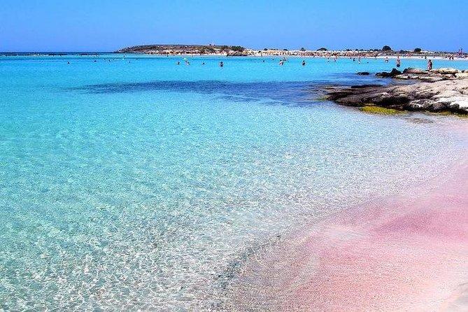 Elafonisi Beach Trip from Rethymno
