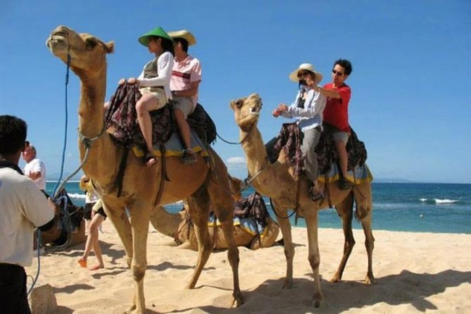 Amazing Private Tours One Hour Camel Ride Safari And Balinese Massage