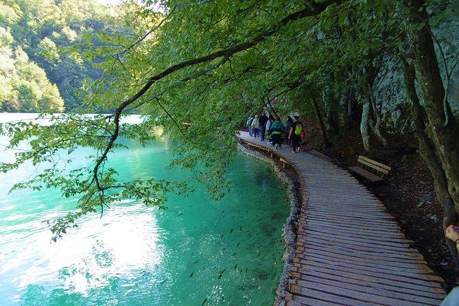 From Zadar: Plitvice Lakes and Rastoke mills Private Tour