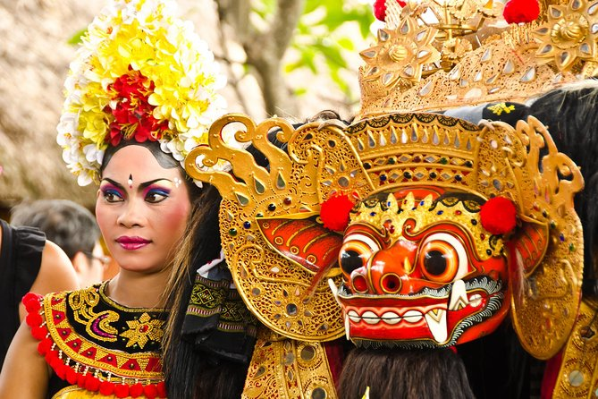 Bali's Fascinating Barong Dance Tour