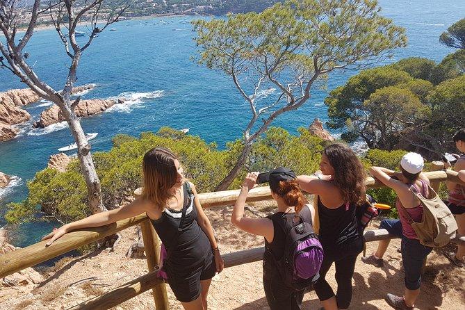 Trekking & Kayak along the spectacular Costa Brava