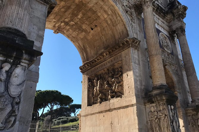 Half-Day Small-Group Imperial Highlights Tour in Rome