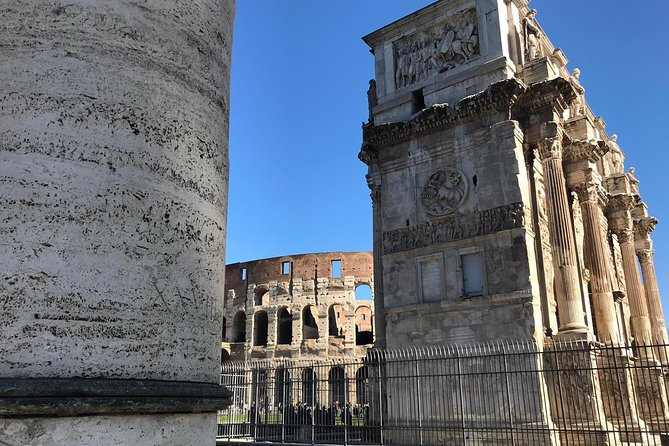 Small-Group Day Trip to Rome from Civitavecchia Port