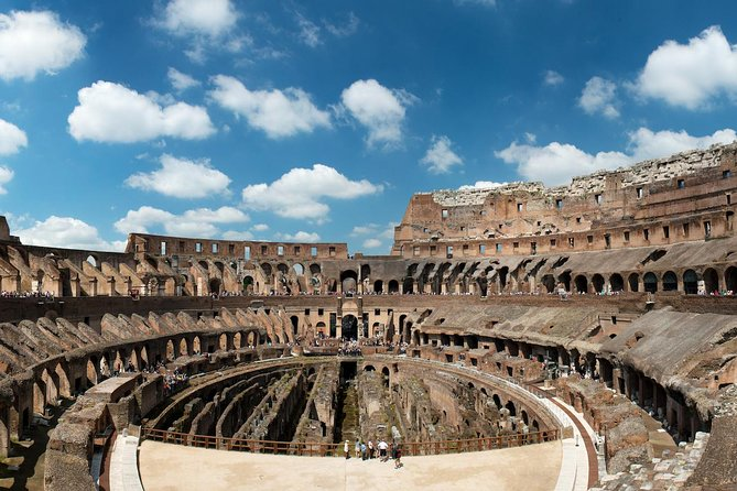 Vatican City and Ancient Rome Full-Day Small Group Tour