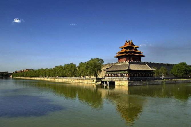 Private City Overview Tour With Imperial Lunch and Cruise Inside Summer Palace
