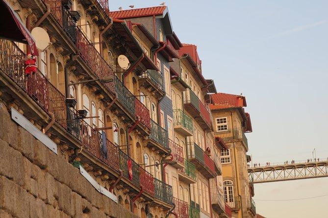 Porto Half Day Tour: Port Wine Cellars and Cheese Tasting