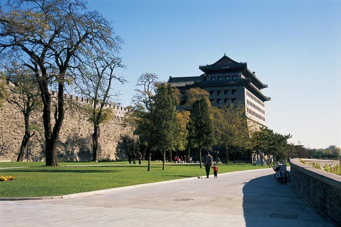 Private Day Trip: Shilinxia Glass Platform and Ming City Wall Park photo 14