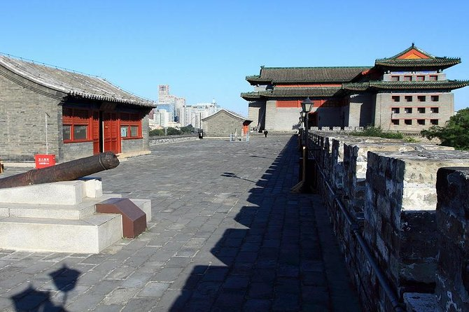Private Day Trip: Shilinxia Glass Platform and Ming City Wall Park photo 10