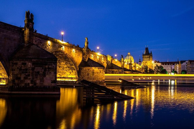 PRAGUE NIGHT PHOTO TOUR (best spots)