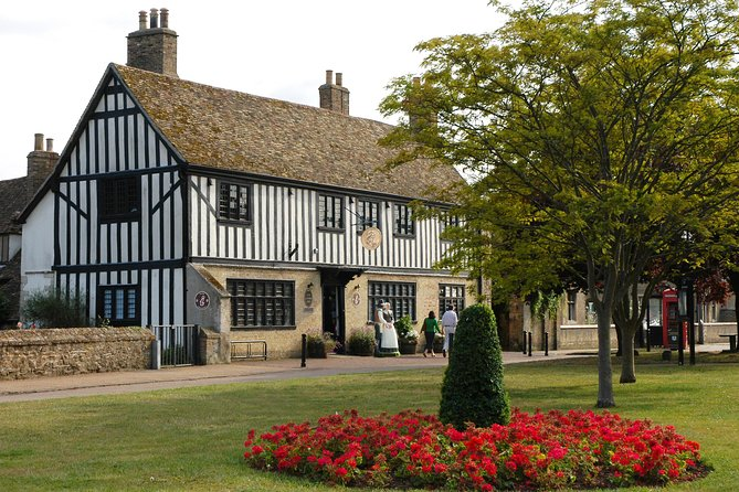 Skip the Line: Admission to Oliver Cromwell's House Ticket