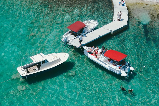 Blue Lagoon and island Solta speedboat tour - FULL DAY