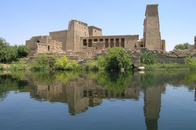 Full Day Tour to Aswan Philae Temple by Train from luxor